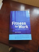 Fitness for Work The Medical Aspects 4th Edition Paperback Book in Lakenheath, UK