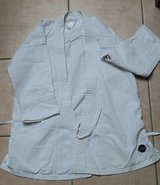 Karate suit fits from 6-9 years (Gr.128-134) in Spangdahlem, Germany