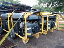 ( 8 ) House hold/ portable Generators in Spring, Texas