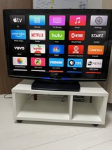 """42"""" JVC TV, Flat screen, good condition, no problem s, needs universal remote in Okinawa, Japan"""