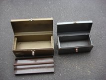 14 OR 16 INCH METAL TOOL BOXES in St. Charles, Illinois