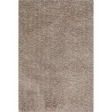"""Alexander Home London Hand-tufted Textured Plush Shag Rug - Light Brown/Multi 5' x 7'6"""" in Bellaire, Texas"""