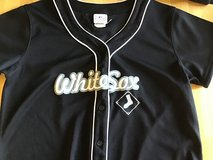 White Sox jersey in Plainfield, Illinois