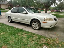 Everyday, 2000 Nissan Maxima in Spring, Texas