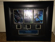 Tron Legacy film cells in Spring, Texas
