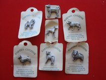 NEW PEWTER DOG PINS in Naperville, Illinois