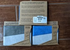 Tyvek Wallet with coin compartment in Conroe, Texas