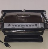 All-Clad AutoSense Indoor Grill 8358s2 in Fort Campbell, Kentucky