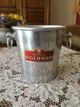 vintage champagner bucket from France in Ramstein, Germany