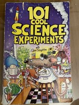 Science experiments in Okinawa, Japan