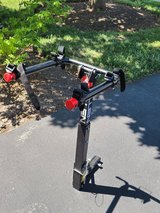 Allen Sports Deluxe 2-Bicycle  Mounted Bike Rack Carrier, in St. Charles, Illinois