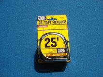 NEW 25 FOOT TAPE MEASURE in St. Charles, Illinois