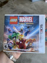3DS LEGO Marvel Super Heroes Universe in Peril Game in Plainfield, Illinois