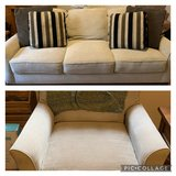 Luxury Broyhilll sofa and chair in Fort Knox, Kentucky