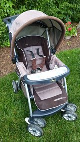 Chicco Cortina Magic Stroller LIKE NEW! in St. Charles, Illinois