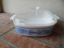 Corning Ware casserole dish with lid in Kingwood, Texas