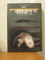 The Blair Witch Project Dvd in Cherry Point, North Carolina