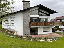Private House with 2 Fireplaces and a Wonderful Garden. in Grafenwoehr, GE