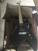 Electric guitar, bag, amp, cord in Ramstein, Germany