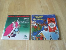 2 See-Hear-Read Christmas theme books in Naperville, Illinois