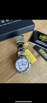 Original Invitcta Reserve Watch in Box with Certificates and tags in Stuttgart, GE