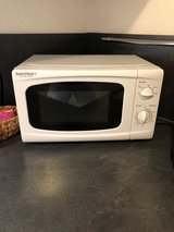 Microwave in Hohenfels, Germany