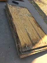 6 sheets of 5/8 Plywood Used in Alamogordo, New Mexico