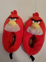 Angry Birds Slippers and Star Wars Socks in Aurora, Illinois