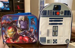 2 New Lunch Bags in Naperville, Illinois