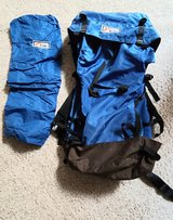 Lowe Expedition internal frame backpack 7000 ci in Camp Pendleton, California