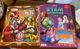 Coloring & STEM Activity Books in Naperville, Illinois