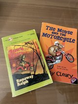Beverly Cleary books in Okinawa, Japan