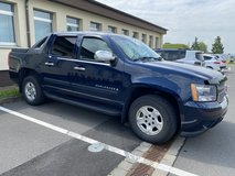 2007 Chevy Avalanche in Spangdahlem, Germany