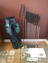 $100 Wilson Ladies Golf Set with bag & sold seperate $55 Callaway 11w in Naperville, Illinois