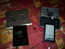 amazon fire and sony reader and laptop fan - all work with chargers in Elizabethtown, Kentucky