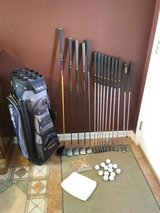 Mens RH Tommy Armour 845s Silver Scot 3-SW Irons and more in Naperville, Illinois