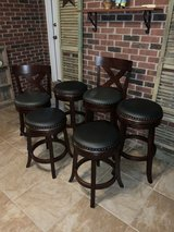 Set of 6 Furgle Bar Stools in Fort Knox, Kentucky