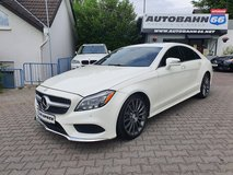 2015 Mercedes CLS 400 AWD – AMG Line in Spangdahlem, Germany