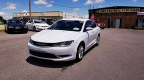 2016 Chrysler 200 Limited Sedan 4D 4 FWD 4-Cyl, MultiAir PZEV 2.4L in Fort Campbell, Kentucky