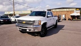 2013 Chevrolet Silverado 1500 Crew Cab LT Pickup 4D 5 3/4 ft 4 4WD V8, in Fort Campbell, Kentucky