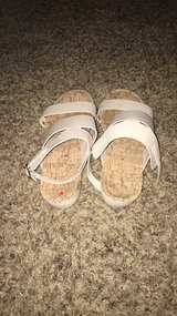 Restricted sandals in Camp Pendleton, California