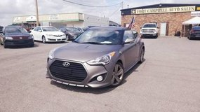 2014 Hyundai Veloster Turbo Coupe 3D 3 FWD 4-Cyl, Turbo, 1.6 Liter in Fort Campbell, Kentucky