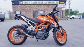 2018 KTM 390 Duke - Financing Available! in Fort Campbell, Kentucky