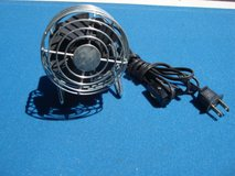 THREE INCH DIAMETER  PERSONEL ELECTRIC FAN in St. Charles, Illinois