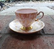 Tuscan China teacup and saucer in Kingwood, Texas