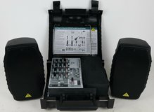 Behringer Europort EPA150 - Ultra-Compact 150-Watt 5-Channel Portable PA System in Camp Lejeune, North Carolina