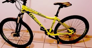 WHISTLE MTB CROSS BIKE 27.5 inch frame size 48-50 in great condition like new   -27 courses like... in Wiesbaden, GE