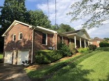 All Brick Ranch in Heart of Clarksville in Fort Campbell, Kentucky