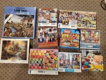 Jigsaw Puzzles 1000 - 1500 pieces in Plainfield, Illinois