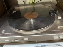 Denon fully automatic turntable with usb port in Okinawa, Japan